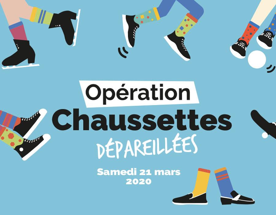 Affiche Opération Chaussettes