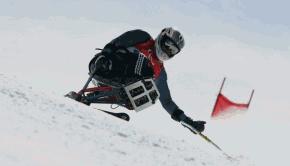 Ski pour les jeux paralympics de Vancouver