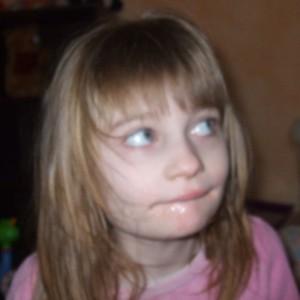Enfant aillant le syndrome de Rett
