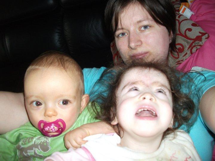 Elea, polyhandicapé, fête Noël