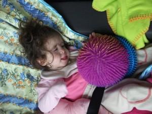 Elea a une maladie génétique rare