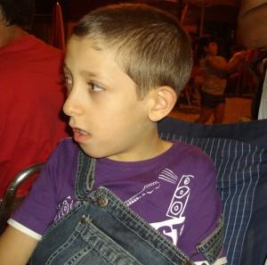 Erwan est handicapé