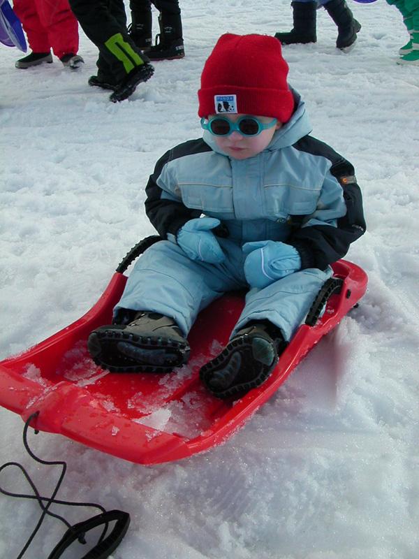 Handicap et ski
