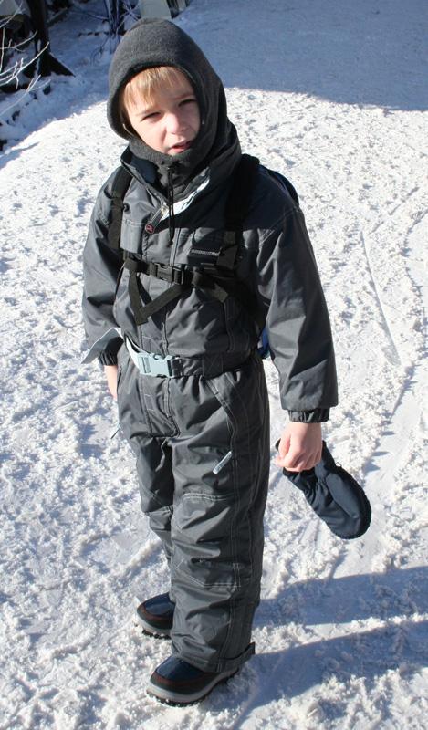 Autisme et ski