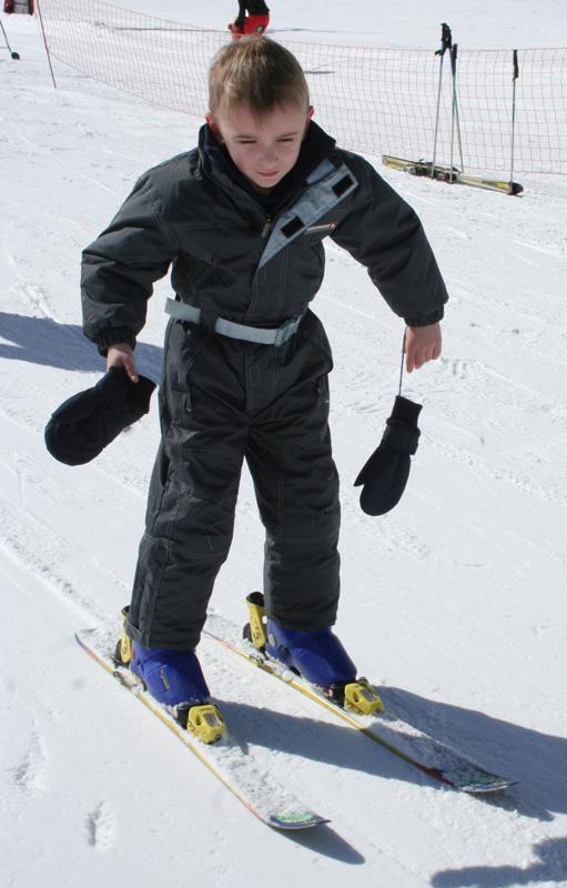 L'apprentissage du ski pour les enfants autistes