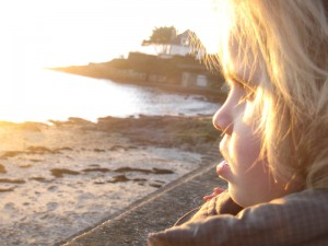 Petite fille autiste