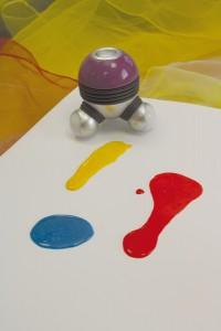 Peinture pour s'amuser