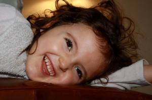 Portrait de Salmomé, jeune handicapé