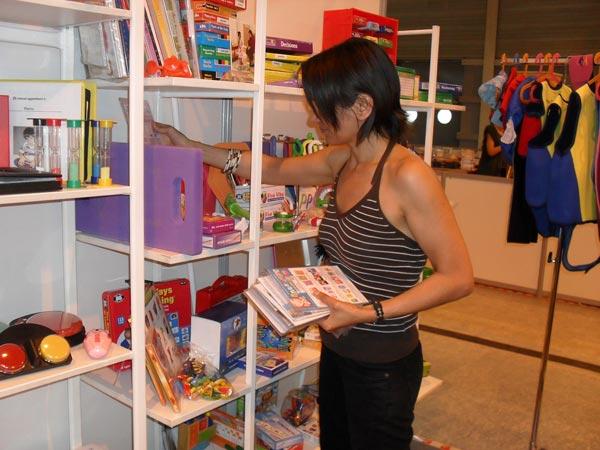 Vente de jeux et jouets pour enfants handicapés