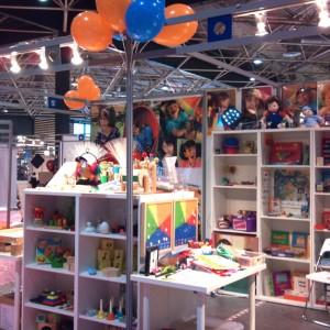 Hop'Toys au salon Autonomic 2008