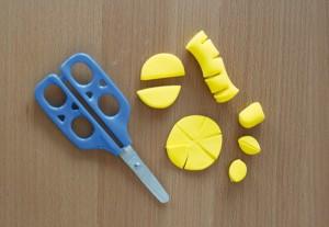 Découper aux ciseaux pour les enfants