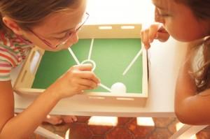 Jeux et jouets éducatifs pour le souffle