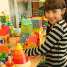 Les jeux et jouets éducatifs Hop'Toys proposés pour la soirée