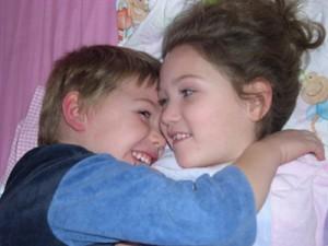 Jade et son frère