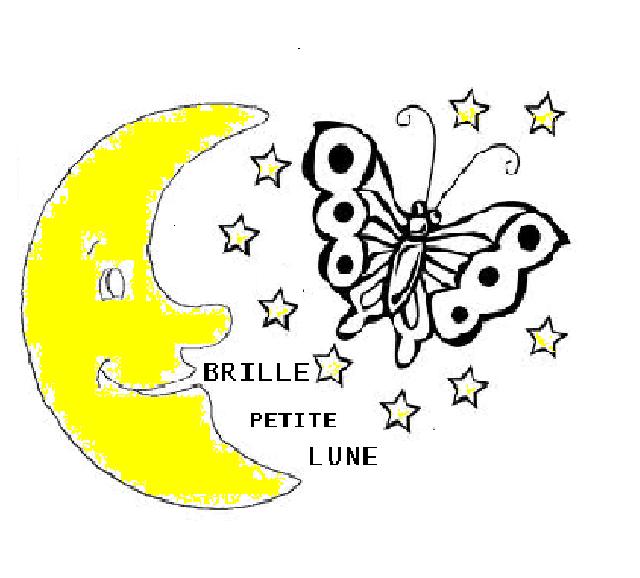 Association brille petite lune
