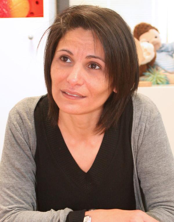 Moldaïa - Chargée de communication chez Hop'toys