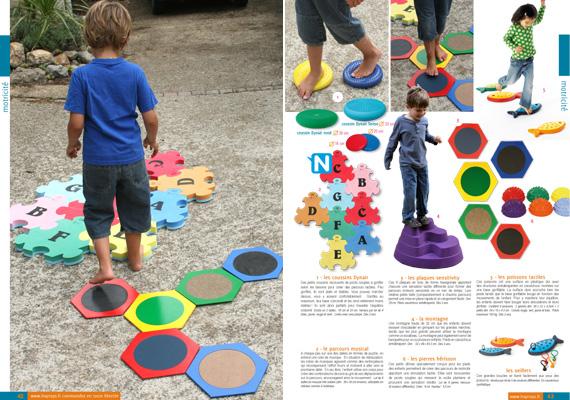 Motricité, jeux et jouets