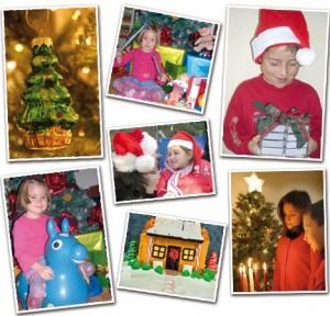Portraits d'enfants exceptionnels pour Noël