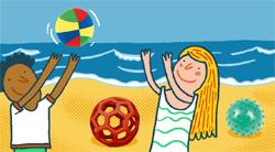 Racontez vos vacances à Hop'Toys
