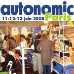 Hop'Toys présent au salon Autonomic 2008