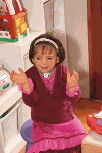 Handicap et enfance