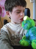 Thomas remporte le jeu concours Hop'Toys