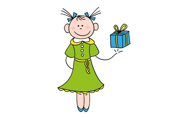 Cadeaux pour des enfants handicapés