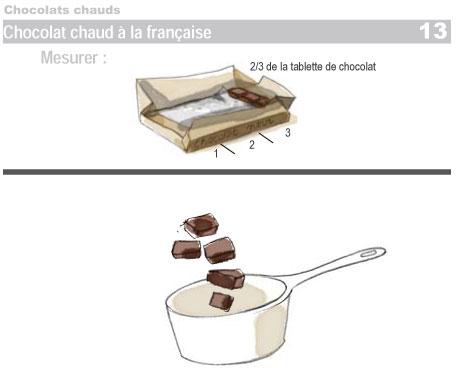 Boissons chocolatées 13