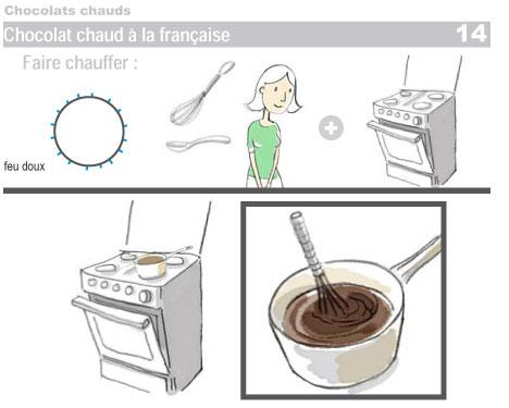 Boissons chocolatées 14