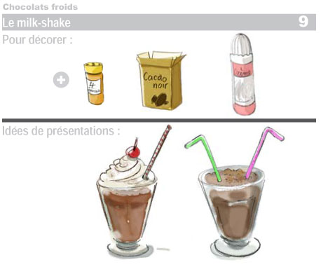 Boissons chocolatées 9