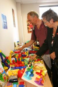 Jeux et jouets pour enfants exceptionnels