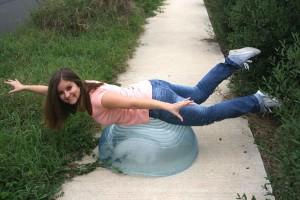 La rocking bowl Hop'Toys