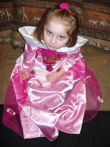 Mathilde est polyhandicapée