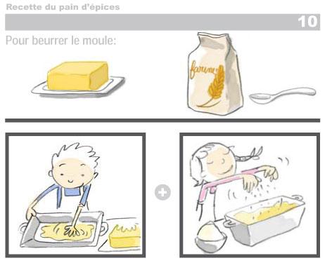 La recette du pain d'épices 11