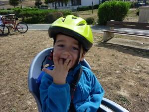 Soren est un petit garçon handicapé