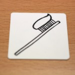 Etape 3 : je dessine le dentifrice