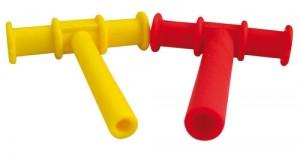 Chewy Tubes : outil pour développer la motricité bucco-maxiliaire