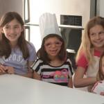 Les apprenties pâtissières