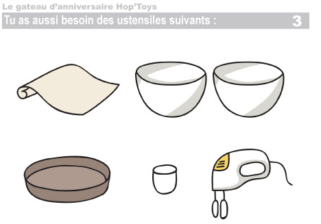 Blog hop 39 toys solutions pour enfants exceptionnels - Les ustensiles de cuisine ...