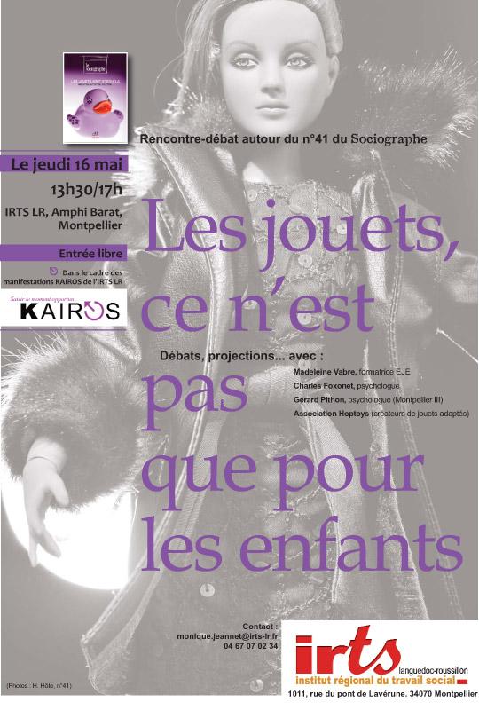 Affiche IRTS