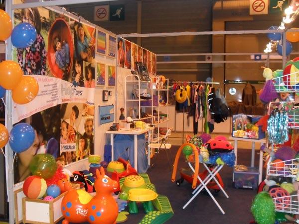 Blog hop 39 toys solutions pour enfants exceptionnels for Animation stand salon