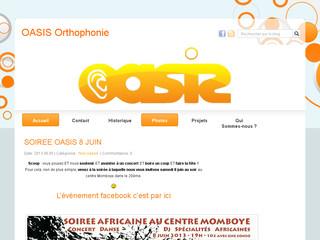 OASIS orthophoniste