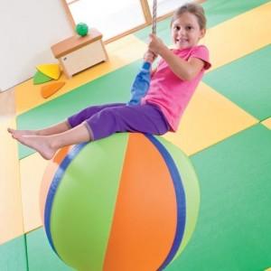 Ballon balançoire