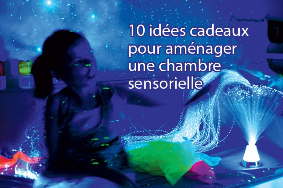 Aménager une chambre sensorielle : 10 idées cadeaux