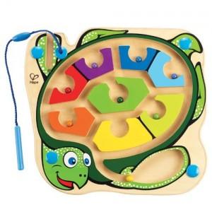 La tortue multicolore