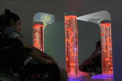 module sensoriel interactif
