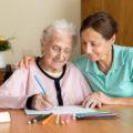 Montessori et Alzheimer
