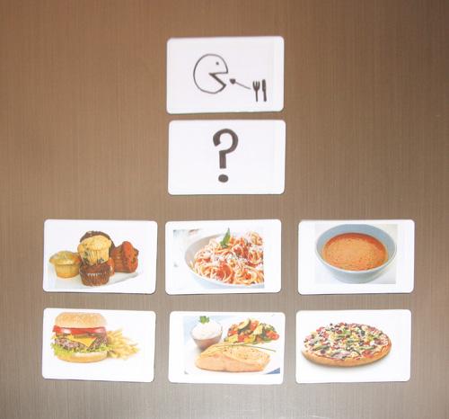 séquences et routines pour le repas
