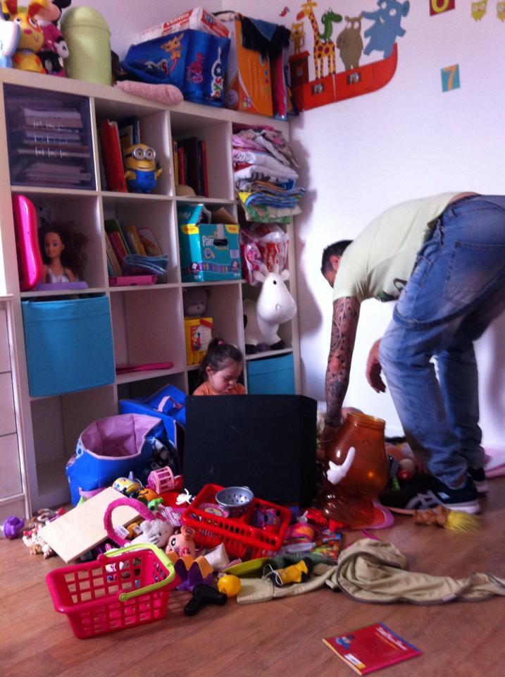 Kiara, trisomie 21 - Blog Hop'Toys