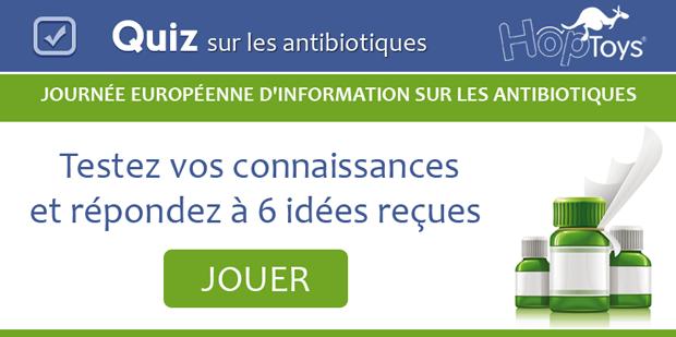 quiz antibiotiques